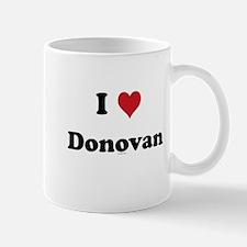 I love Donovan Mug