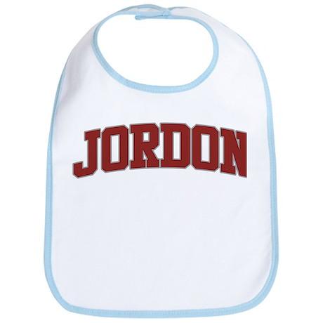 JORDON Design Bib