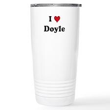 I love Doyle Travel Mug