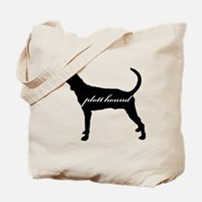 Plott Hound DESIGN Tote Bag