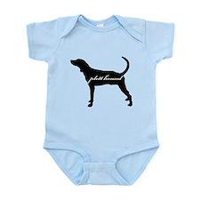 Plott Hound DESIGN Infant Bodysuit