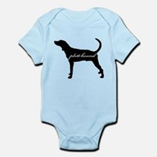 Plott Hound DESIGN Infant Bodysuit