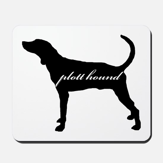 Plott Hound DESIGN Mousepad