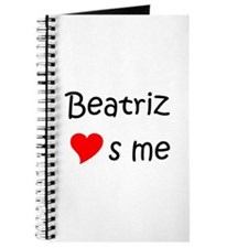 Cool Beatriz Journal