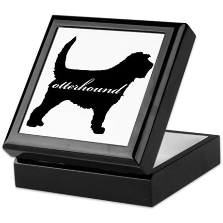 Otterhound DESIGN Keepsake Box