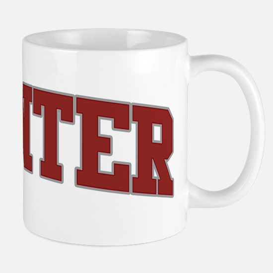 HUNTER Design Mug