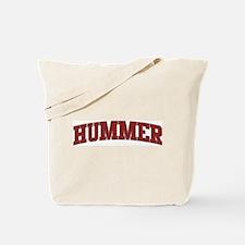 HUMMER Design Tote Bag
