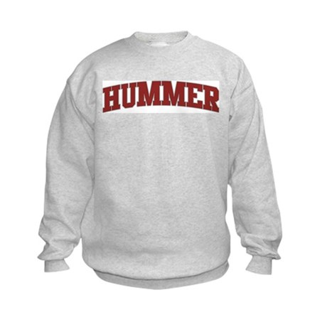 HUMMER Design Kids Sweatshirt