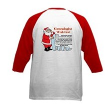 Genealogy Christmas<br>Tee