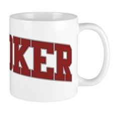HOOKER Design Small Mug