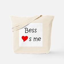 Bessed Tote Bag