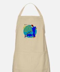 Electrical Safety BBQ Apron