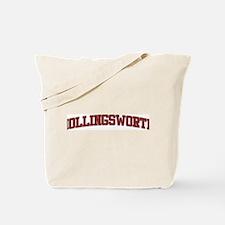 HOLLINGSWORTH Design Tote Bag