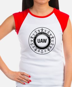 UAW Cap Sleeve T-Shirt