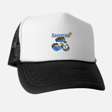 Argentina Cycling Madison Gol Trucker Hat