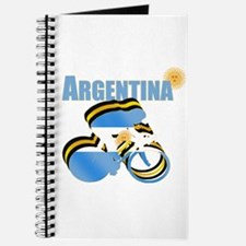 Argentina Cycling Madison Gol Journal