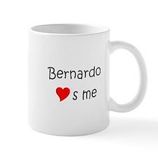 Unique Bernardo Mug