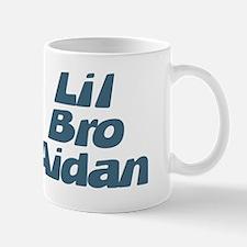 Lil Bro Aidan Mug