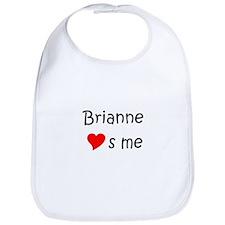 Cute Brianne Bib