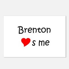 Funny Brenton Postcards (Package of 8)