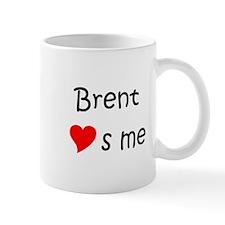 Cool Brent Mug