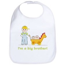 I'm a Big Brother Bib (Twins)
