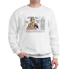 Vote or Barf Sweatshirt