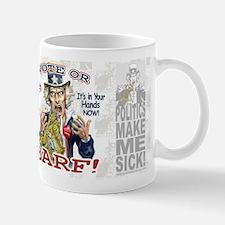 Vote or Barf Mug