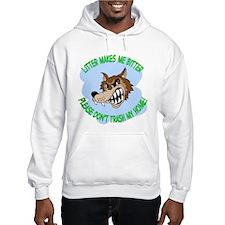 Bitter Litter Wolf Hoodie