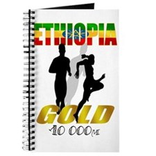 Ethiopian 10 000m Gold Athlet Journal