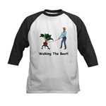 Walking the Beet! Kids Baseball Jersey