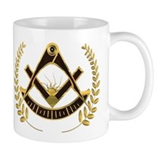 AF&AM Past Master Small Small Mug
