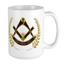 AF&AM Past Master Mug