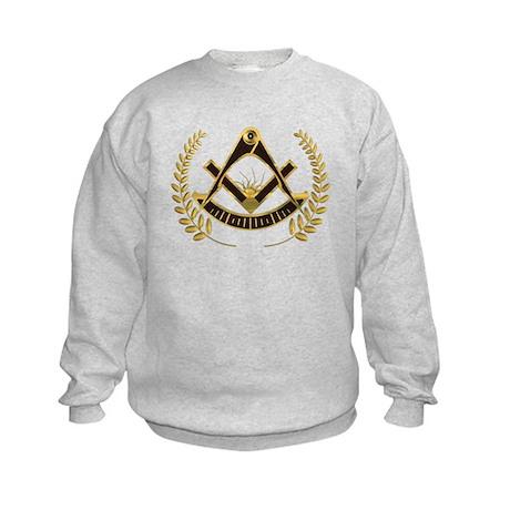 AF&AM Past Master Kids Sweatshirt