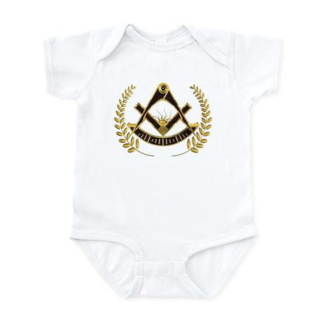 AF&AM Past Master Infant Bodysuit
