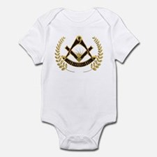 AF&AM Past Master Infant Bodysuit