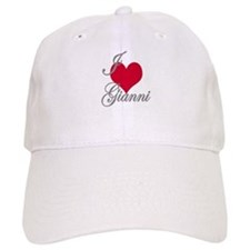 I love (heart) Gianni Baseball Cap