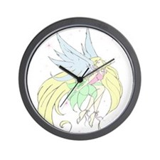 Unique Sprites Wall Clock