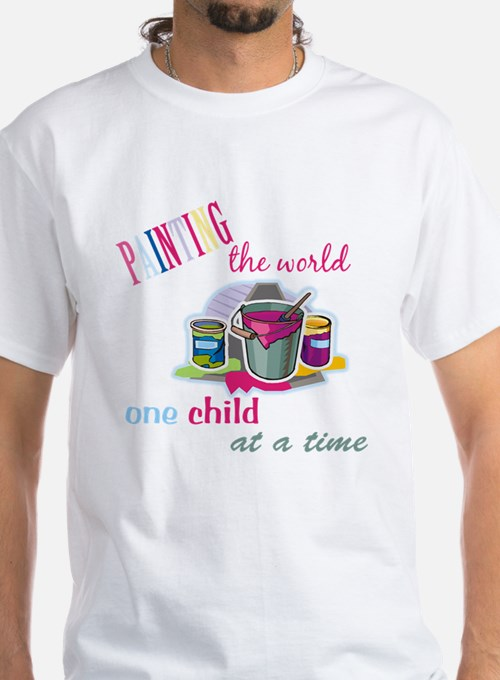 Painting The World... Shirt