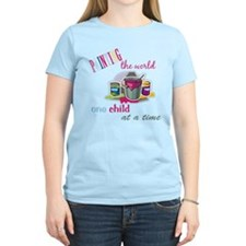 Painting The World... T-Shirt