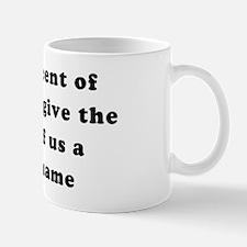 """""""99 Percent of Lawyers"""" Mug"""