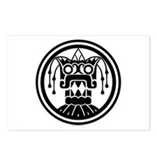 Tlaloc Postcards (Package of 8)