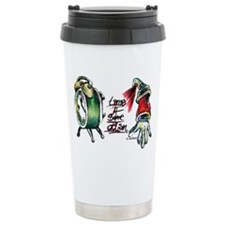 Time 4 Some Action Travel Mug