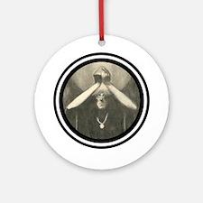 Dark Mage Ornament (Round)