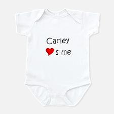 Unique Carley Infant Bodysuit
