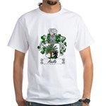 Aiello Family Crest White T-Shirt