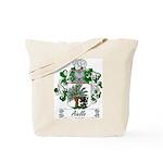Aiello Family Crest Tote Bag