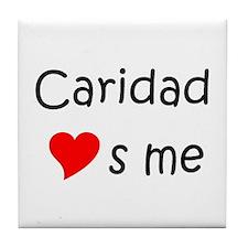 Caridad Tile Coaster