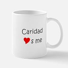 Cool Caridad Mug