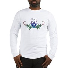 Aimee's Celtic Dragons Name Long Sleeve T-Shirt